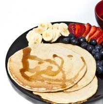 Vegan Pancakes (frittelle americane)
