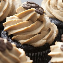 Vegan Mocaccino Cupcakes